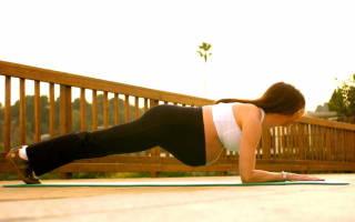 Пресс при беременности: можно ли качать?