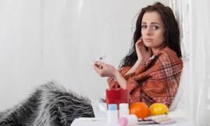 Может ли из-за простуды быть задержка?