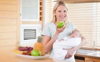 Рацион для кормящей мамы после родов