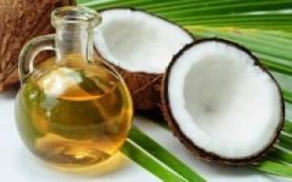 Кокосовое масло от растяжек во время беременности