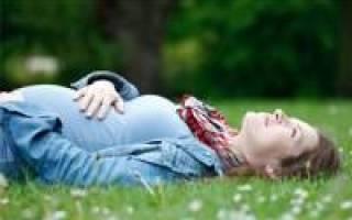 Признаки беременности на 3 месяце