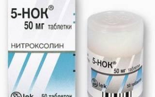 5-НОК при цистите: инструкция по применению