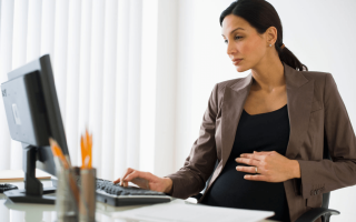 Особенности труда при беременности