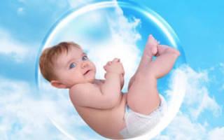 Как понять подтекают ли воды при беременности?