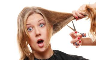 Почему нельзя стричь волосы при беременности?