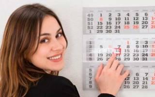 Через сколько наступает беременность после овуляции?