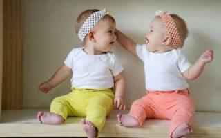 Признаки двойни на ранних сроках беременности