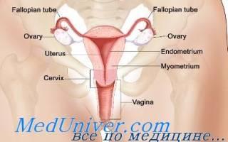 Аплазия влагалища и матки