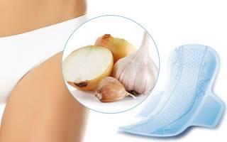 Почему выделения из влагалища могут пахнуть луком?
