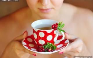 Как пить листья брусники при беременности?