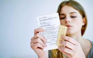 Задержка месячных после отмены оральных контрацептивов