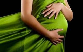 Четвертый месяц беременности: изменения в организме матери и плода